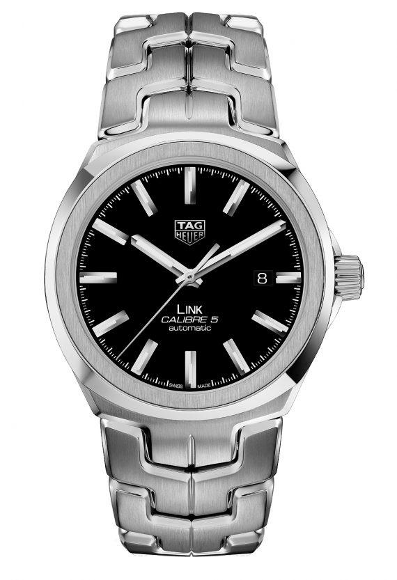 TAG Heuer Link for Men Calibre 5 - black