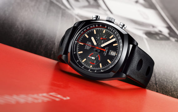 Who Sells The Best Retro Racer: Testing the TAG Heuer Monza Calibre 17 Perfect Clone Online Shopping