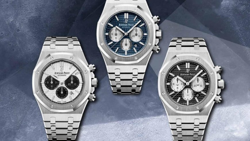 Benefits Of Buying Audemars Piguet – Royal Oak Chronographs Replica Watches Online Safe