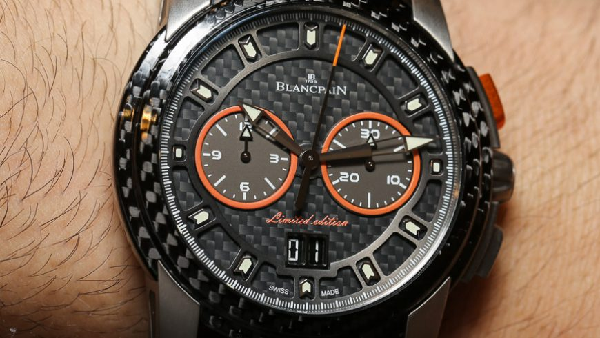 Blancpain L-Evolution R Chronographe Flyback Grande Date Watch Hands-On Swiss Movement Replica Watches