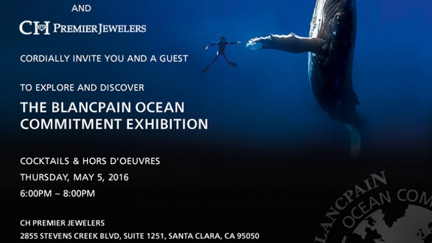 Blancpain Ocean Commitment Event At CH Premier In Santa Clara May 5, 2016 Replica Buying Guide
