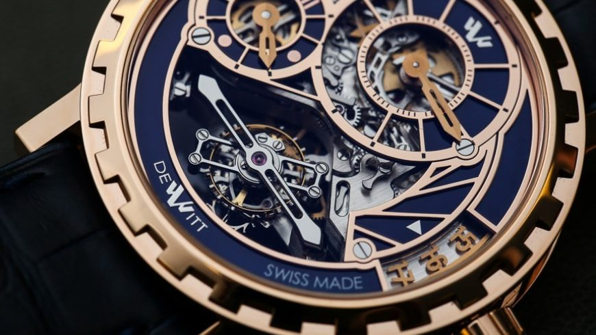 DeWitt Academia Grand Tourbillon Watch Hands-On Grade 1 Replica Watches