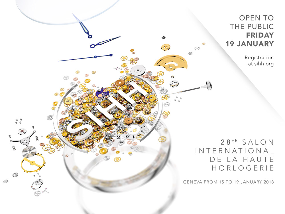 SIHH 2018 Will Feature Public Day Than Ever Replica At Lowest Price