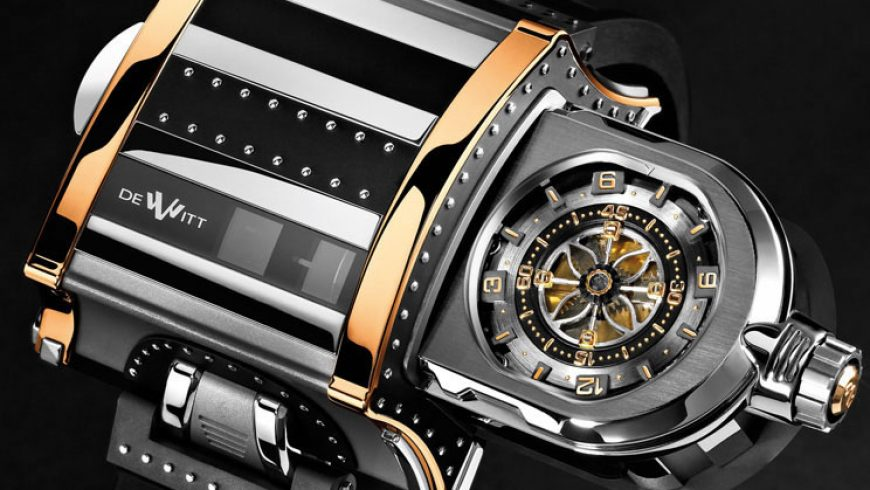Experience With The DeWitt WX-1 Concept; A Watch Defying Convention With Unorthodox, Nevertheless Timeless Composure Low Price Replica