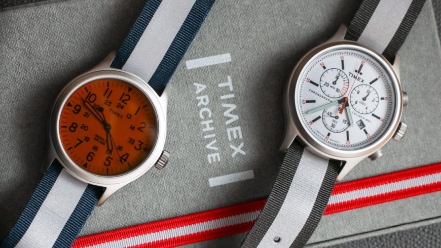 Replica At Best Price Timex Archive Collection Metropolis Allied & Allied Chrono Watches Hands-On