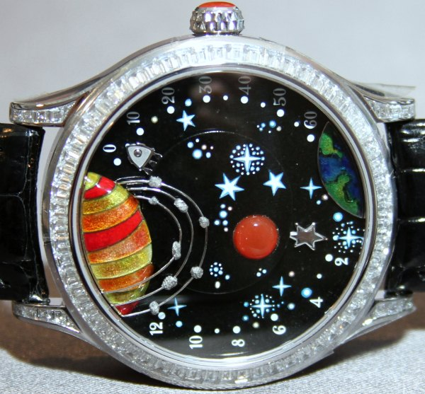 Replica Watches Buy Online Van Cleef & Arpels Jules Verne Les Voyages Watches