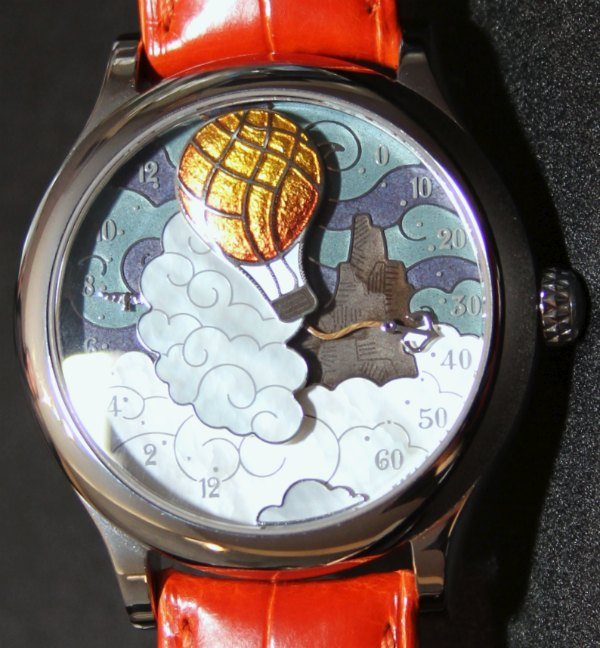Van Cleef & Arpels Jules Verne Les Voyages Watches Watch Releases
