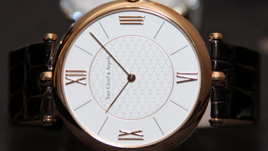 Replica Watches Online Safe Van Cleef & Arpels Pierre Arpels Watch Hands-On