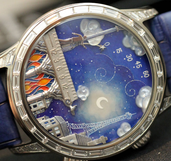Low Price Replica Van Cleef & Arpels Poetic Wish Watches Hands-On