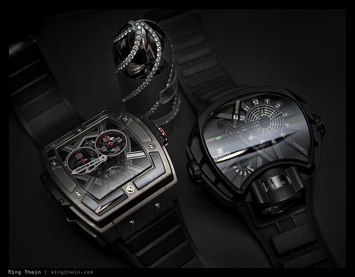 Replica Clearance Quick Shot: The Hublot Masterpiece Collection