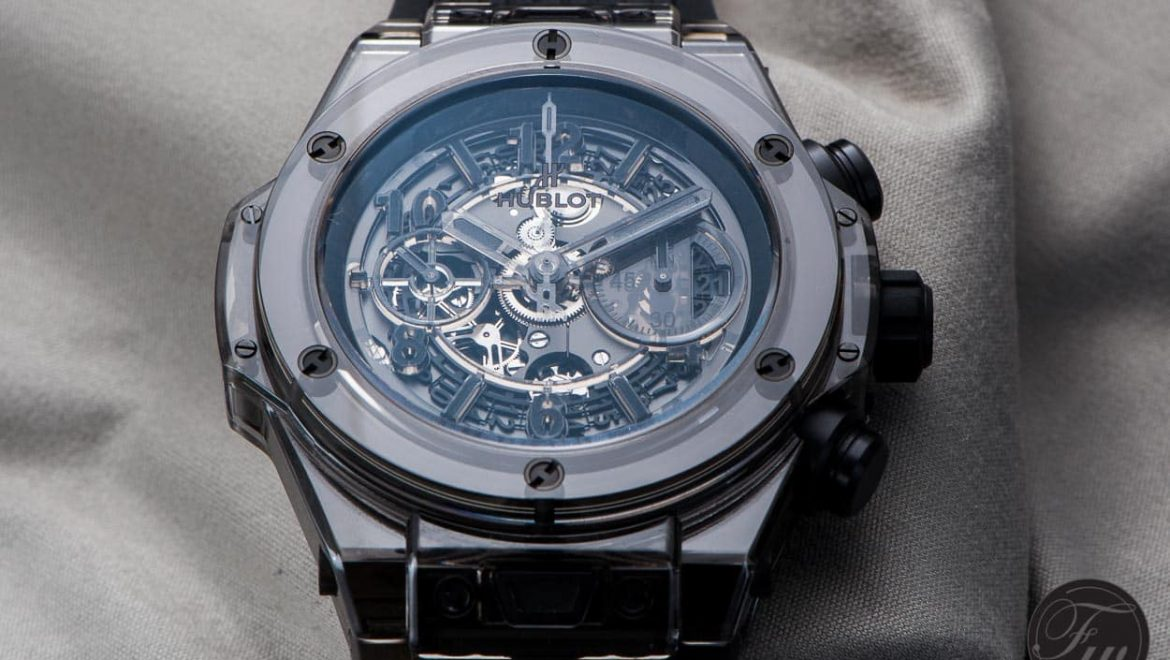 Replica For Sale Hands-On – Hublot Big Bang Unico All Black Sapphire