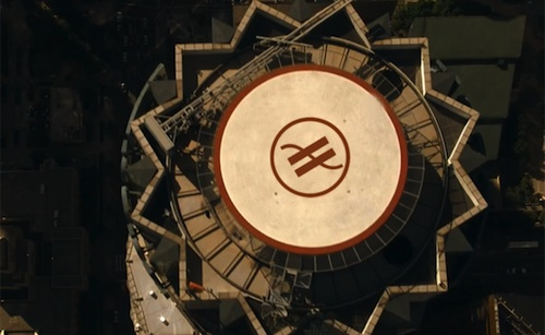 Japanese Movement Replica Breaking News: Hublot Gets The Rights of Branding the Helipads of the City of San Paulo, Brazil!