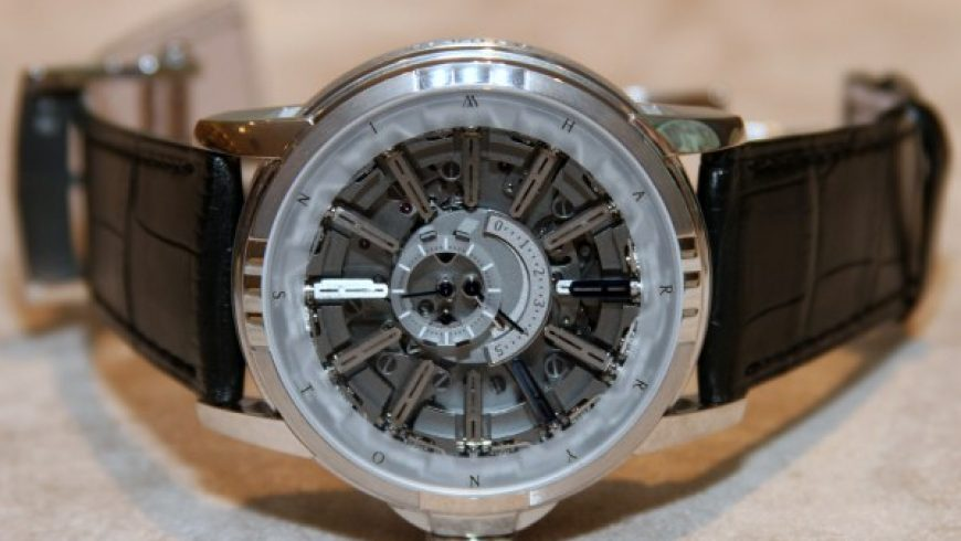 High Quality Harry Winston Opus 12 Replica Watches Hands-On
